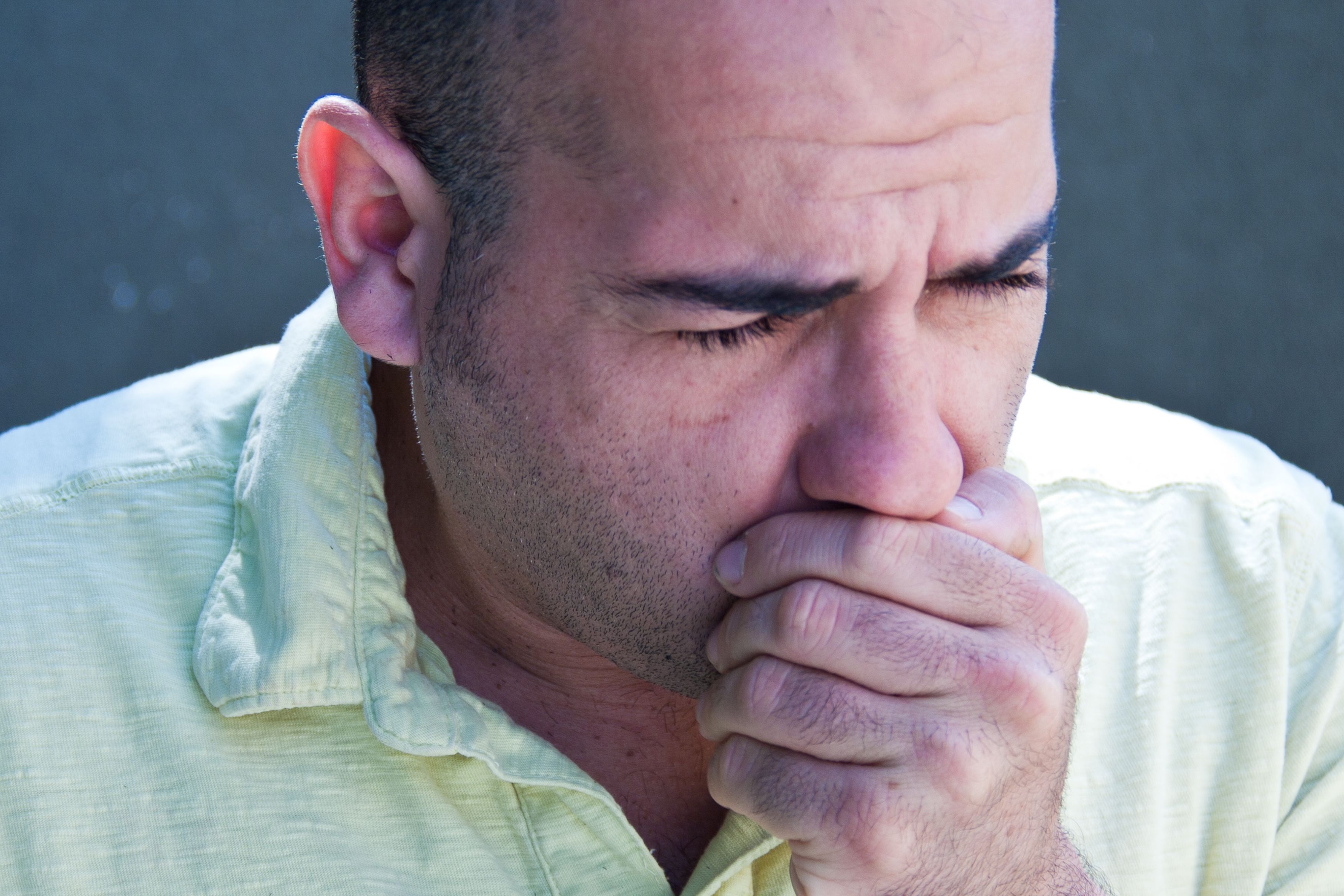Reasons for Coughing Up Phlegm