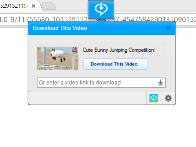 Click the Download This Video button from the RealTimes icon.