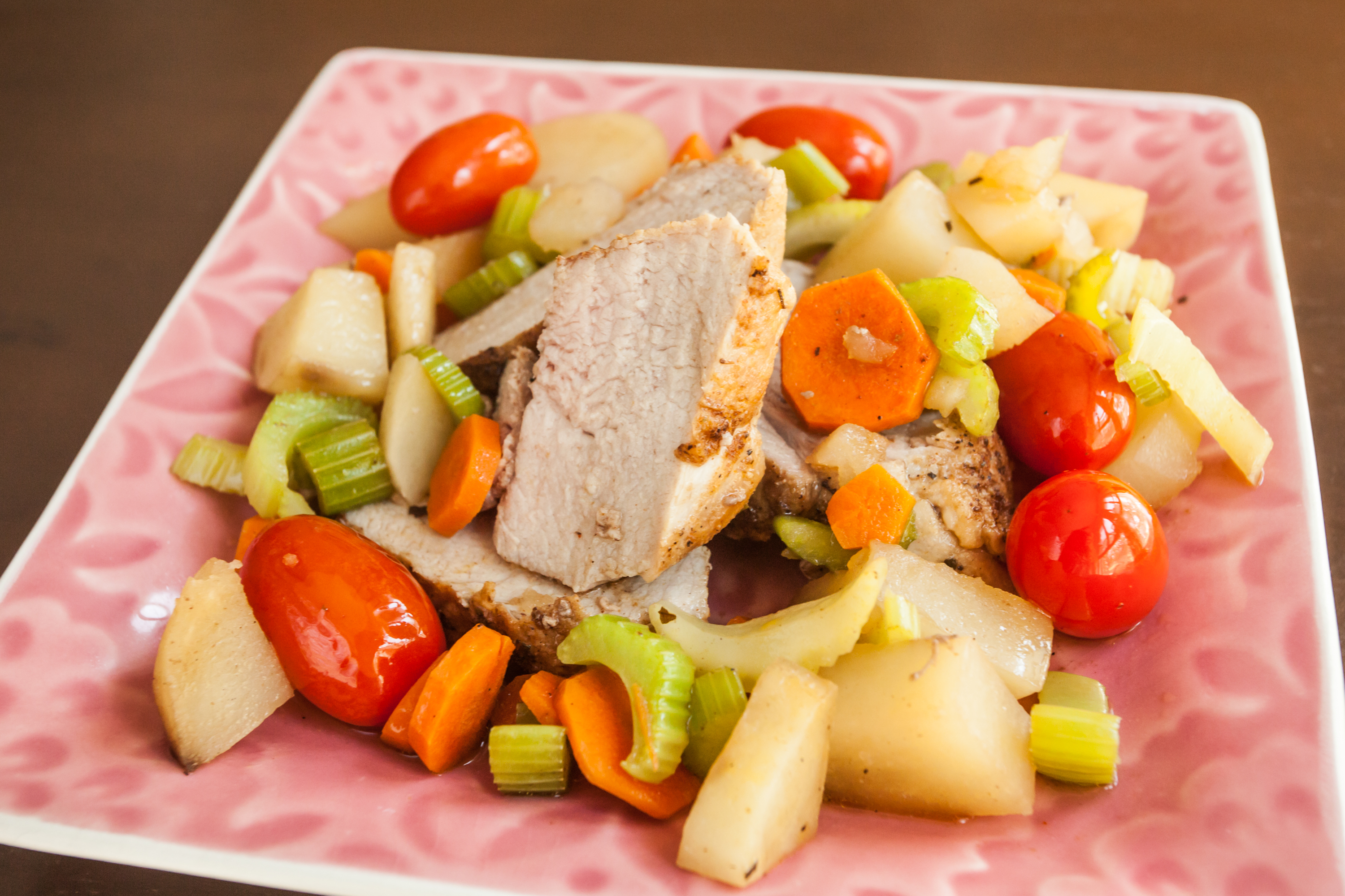 How To Cook A Pork Roast While It Is Still Frozen