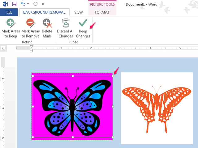 how to put a background picture on microsoft word