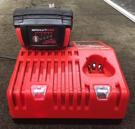 How To Troubleshoot A Power Tool Battery That Won't Charge | Hunker
