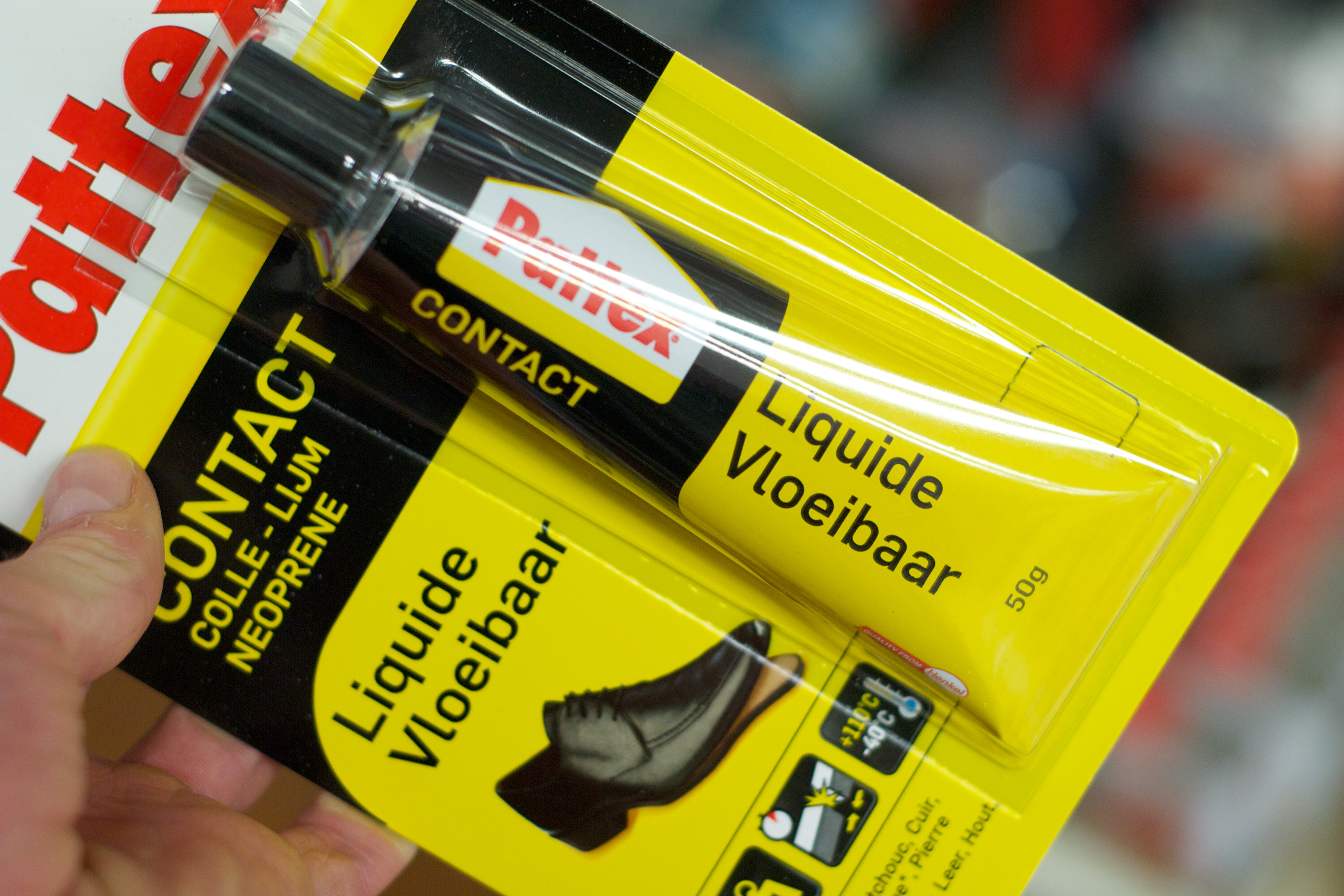 Repair Shoe Soles Super Glue