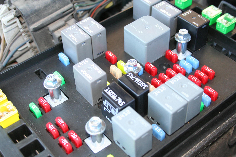 How To Diagnose A Trailblazer Evap Leak It Still Runs 2004 Ls 4 2 Fuse Box Diagram 3