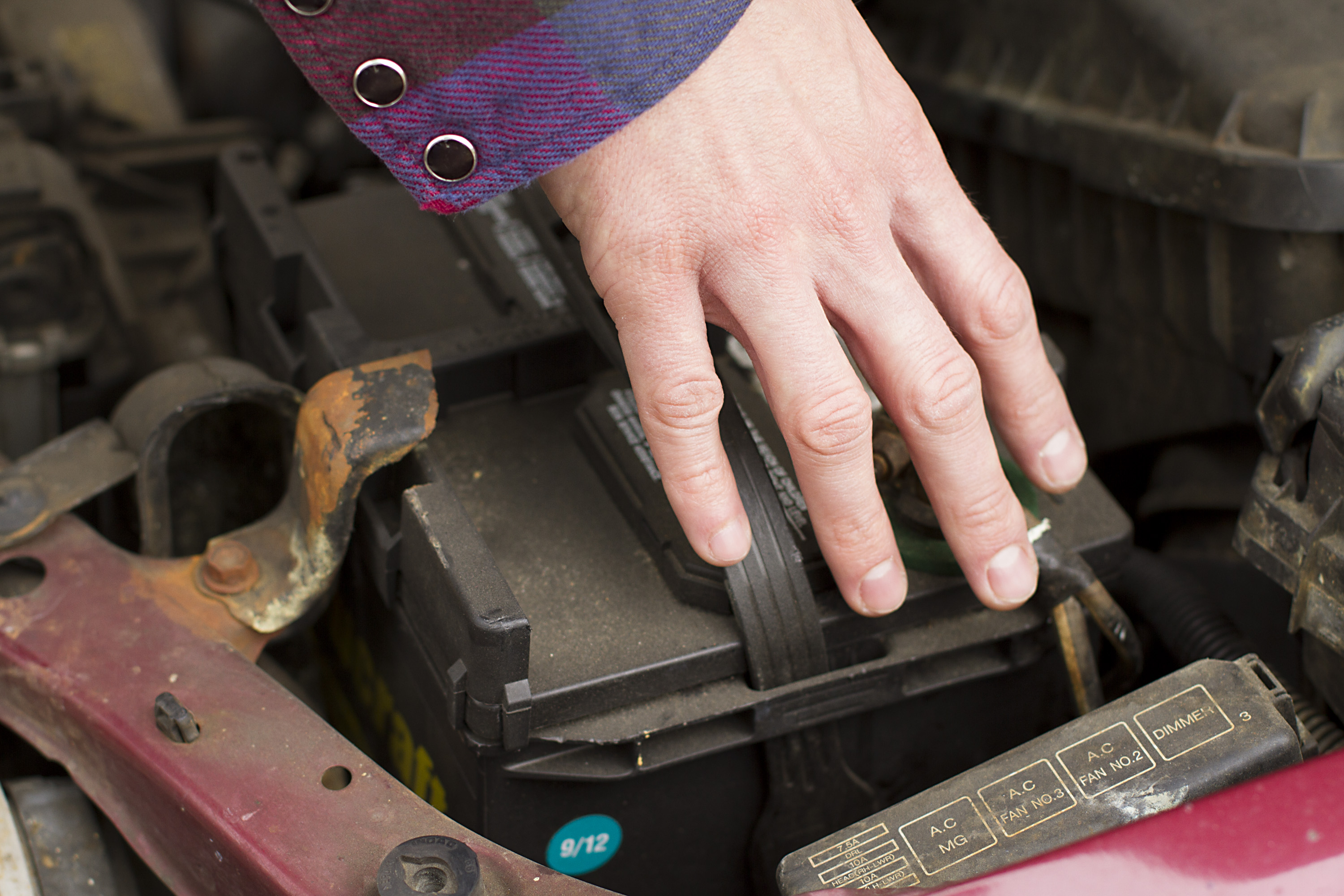 What Causes a Battery Boil Over? | It Still Runs