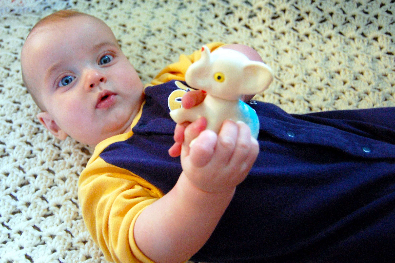 Baby Saucer Vs Walker