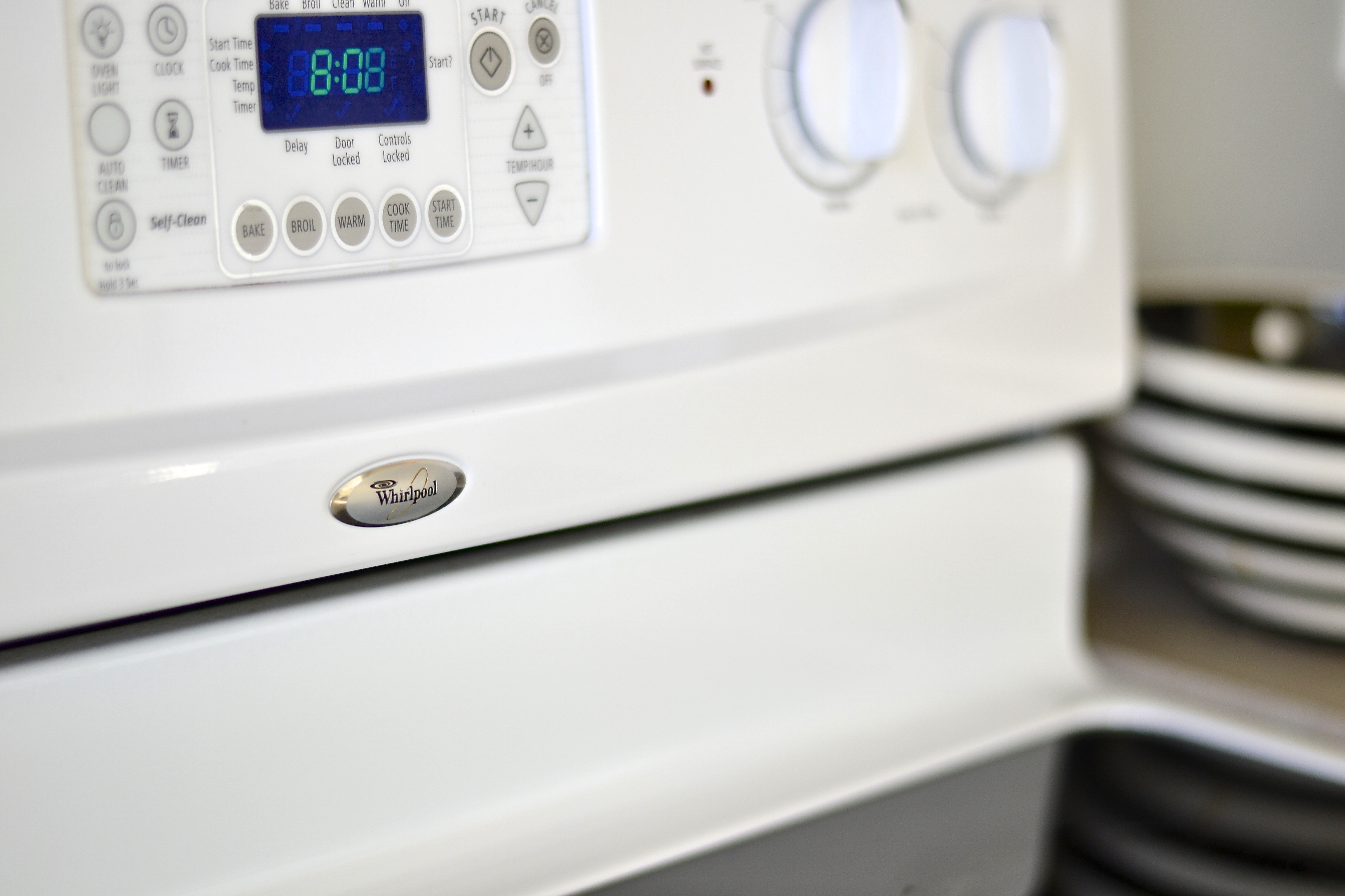 How to Clean a Whirlpool Self-Cleaning Oven | LEAFtv