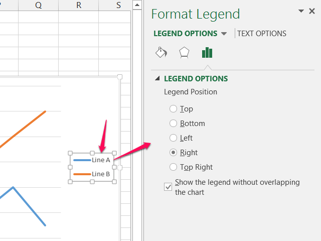 How To Add A Legend To A Scatter Plot In Excel Chron