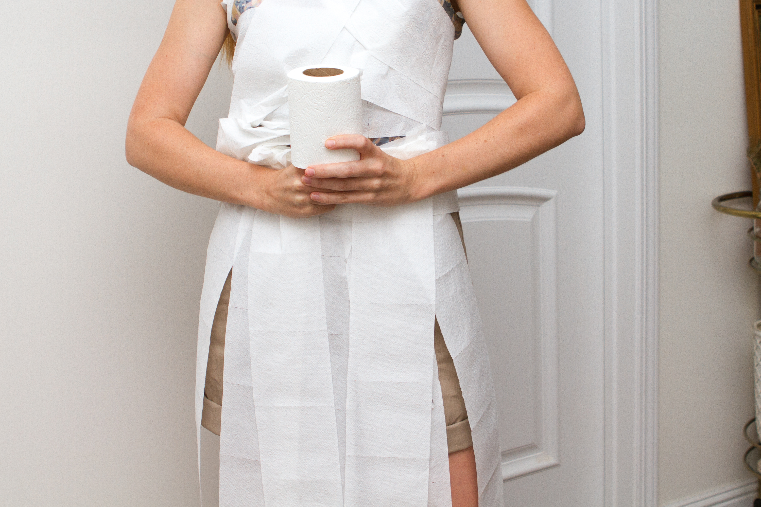 How To Play The Toilet Paper Bride Game At A Bridal Shower