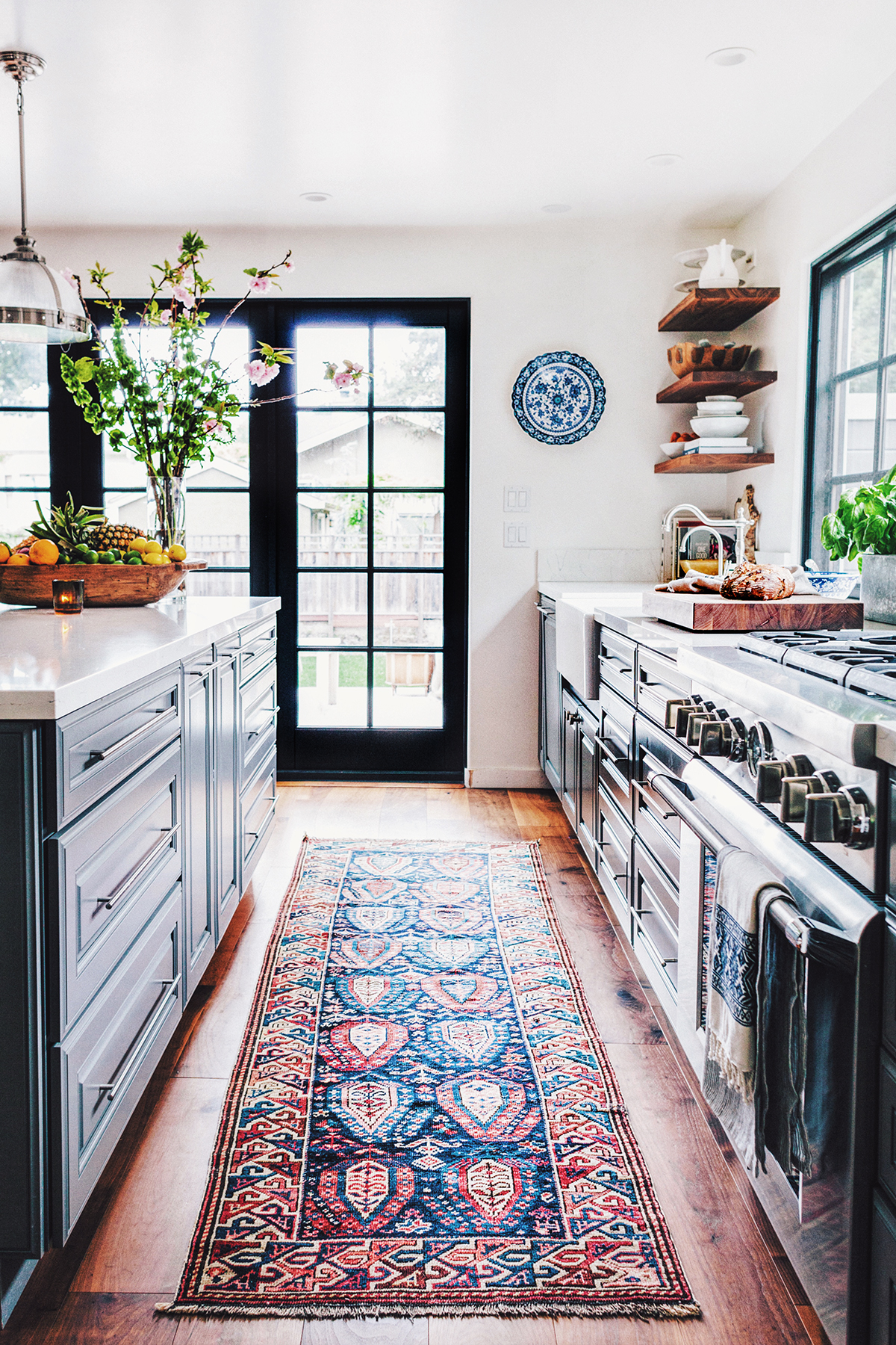 What to Know If You Have an Area Rug In Your Kitchen | Hunker