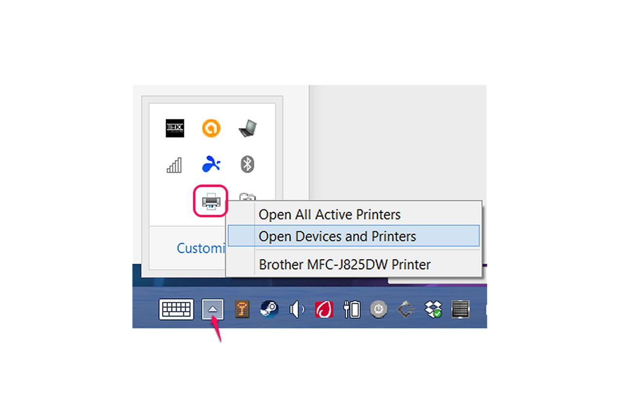 how to delete printing job stuck in queue