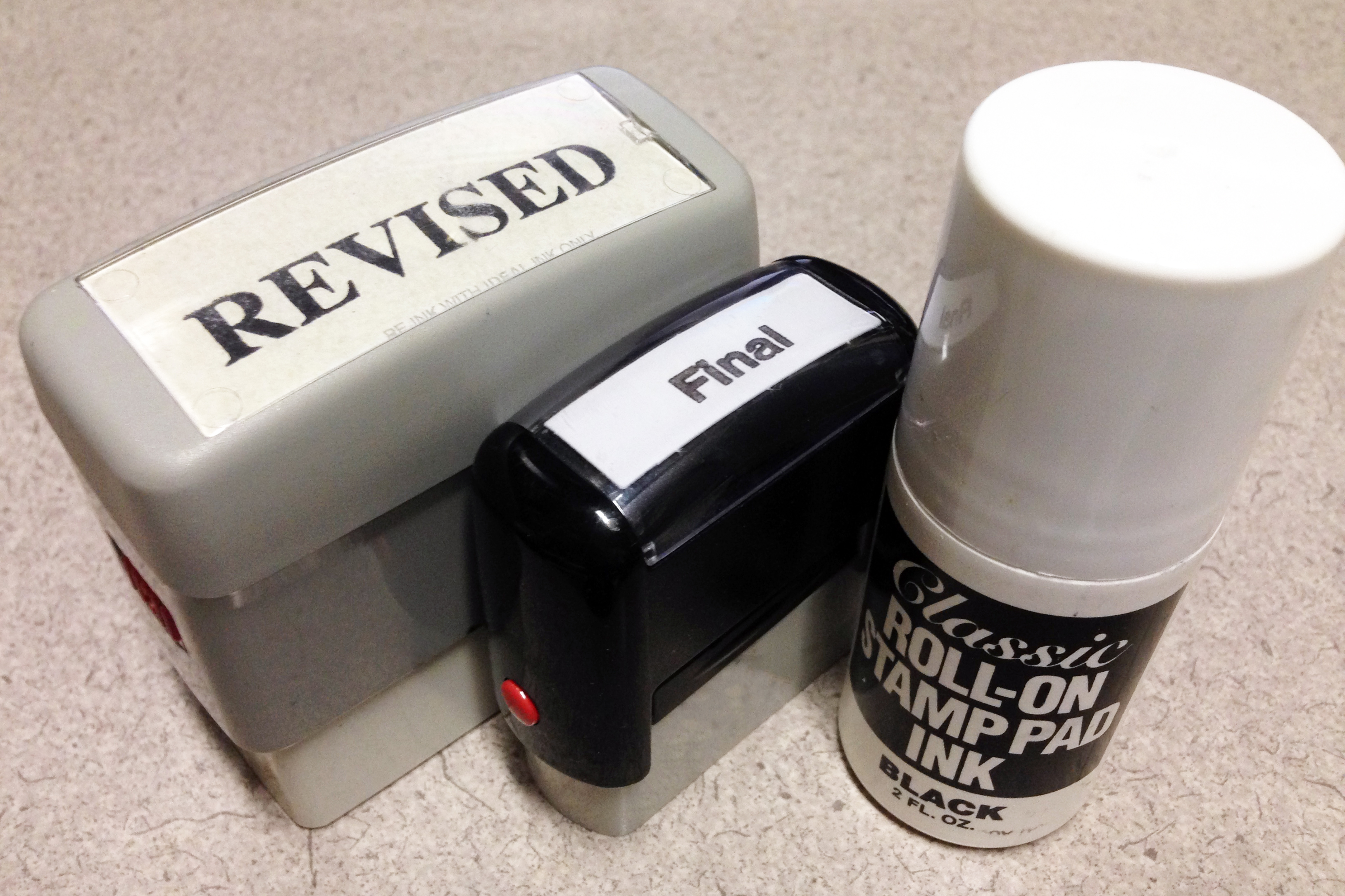 How Do I Re Ink A Self Inking Stamp