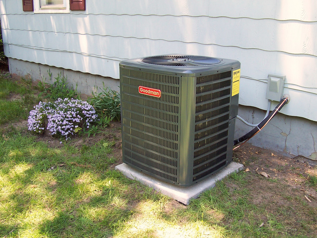 How to Replace a Central Air Conditioning Capacitor | Hunker