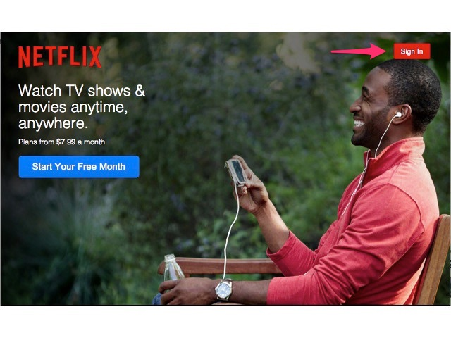 How to Set Up Netflix on Your Internet Ready TV | It Still Works
