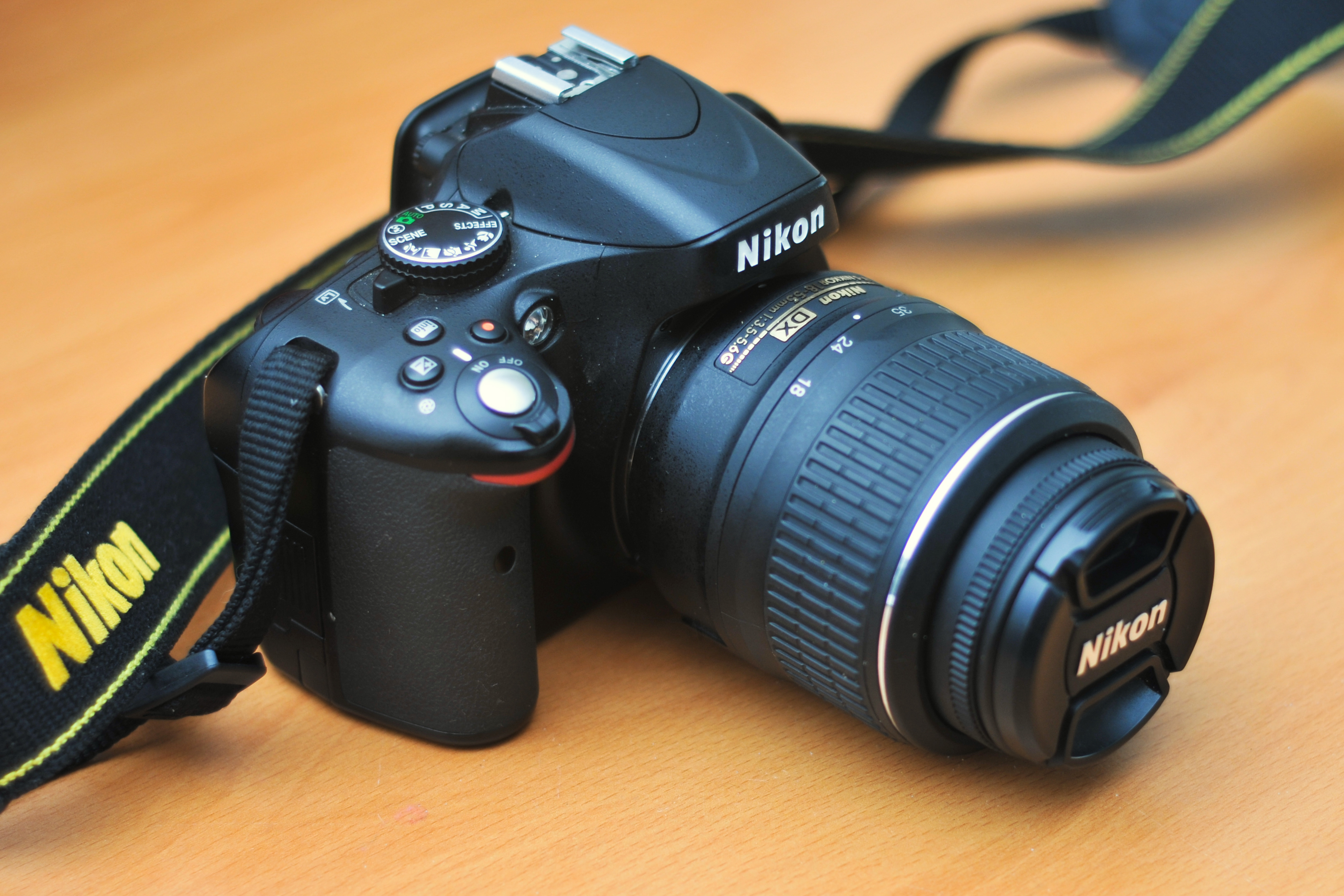 How to Set Up Continuous Shooting Mode on a Nikon D60 ...