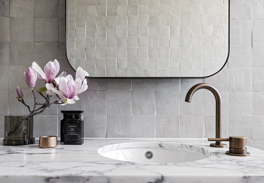 13 Cool Ways to Use Textured Tile | Hunker