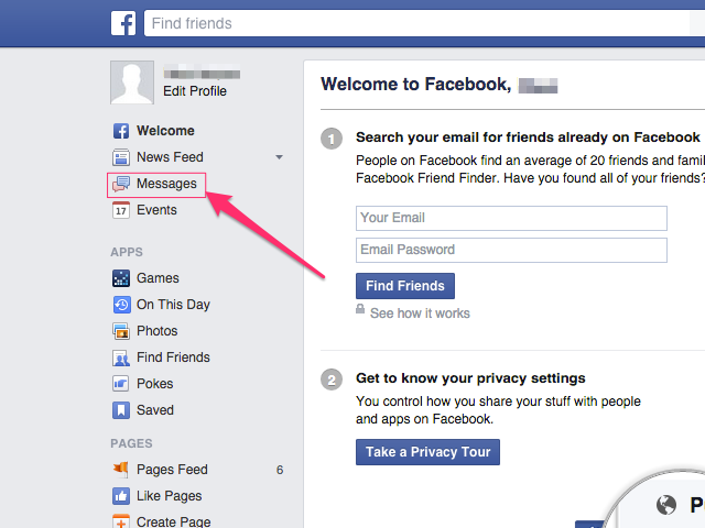 How to See Archived Messages on Facebook | It Still Works