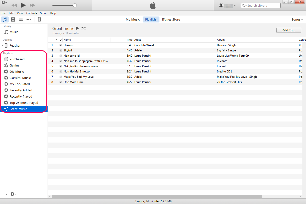 How to Copy a Playlist from iPhone to iTunes   It Still Works