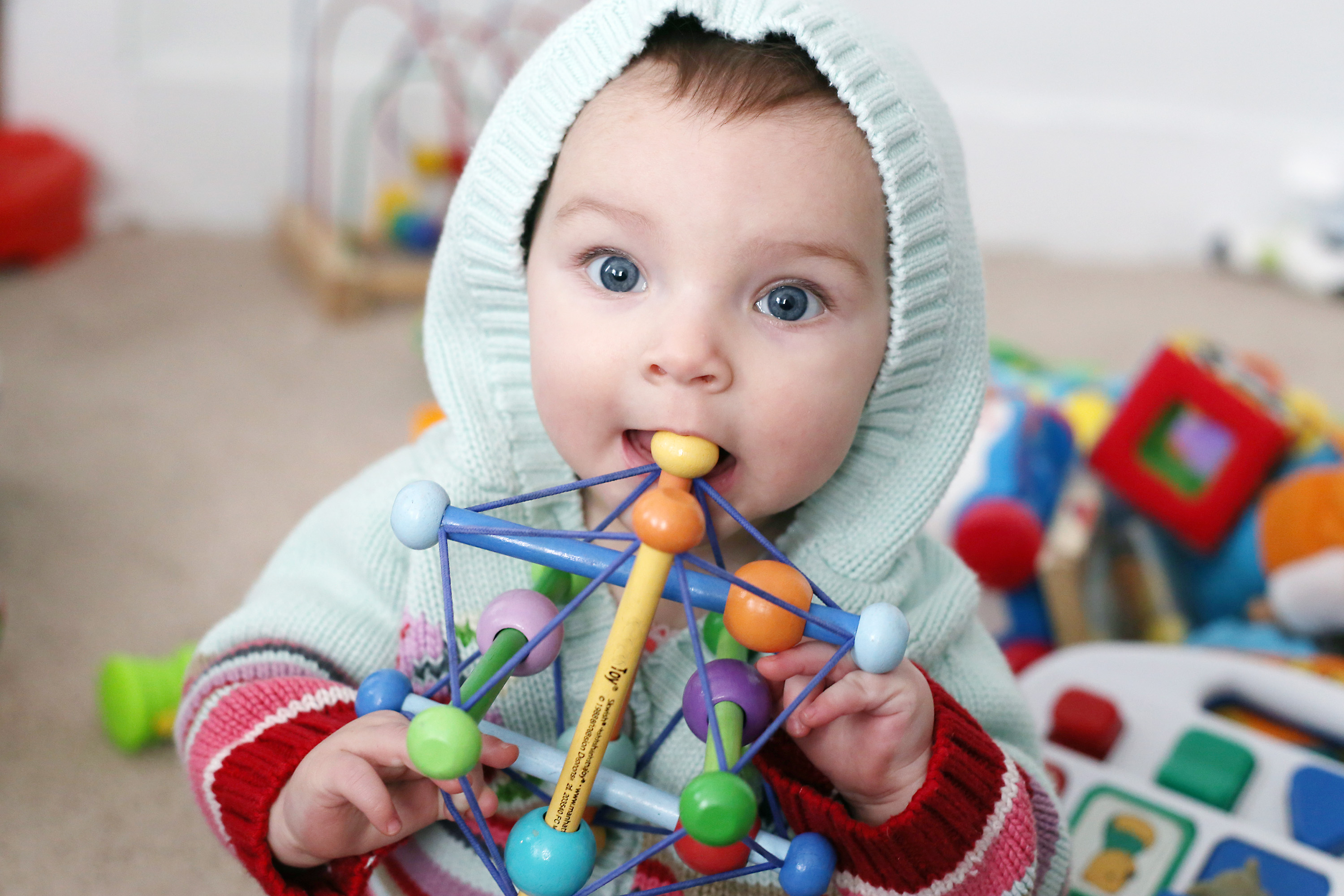 Cognitive Development Activities For Toddlers Infants