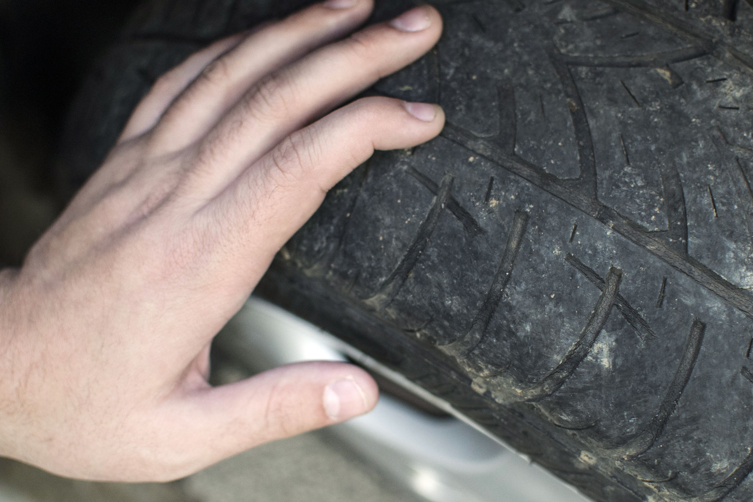 How to Tell If Tires Have Dry Rot | It Still Runs