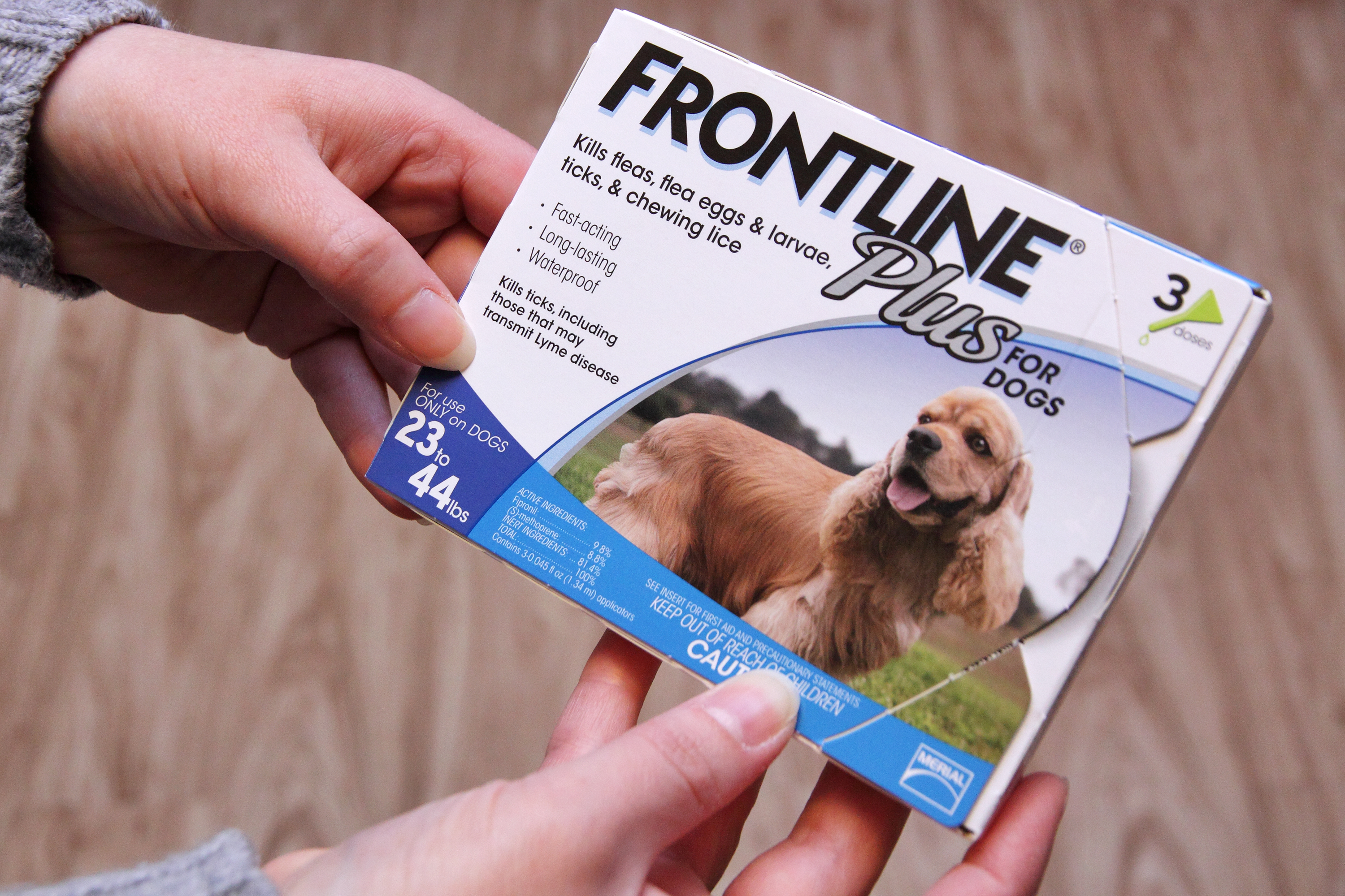 Can You Use Frontline On Humans Healthfully