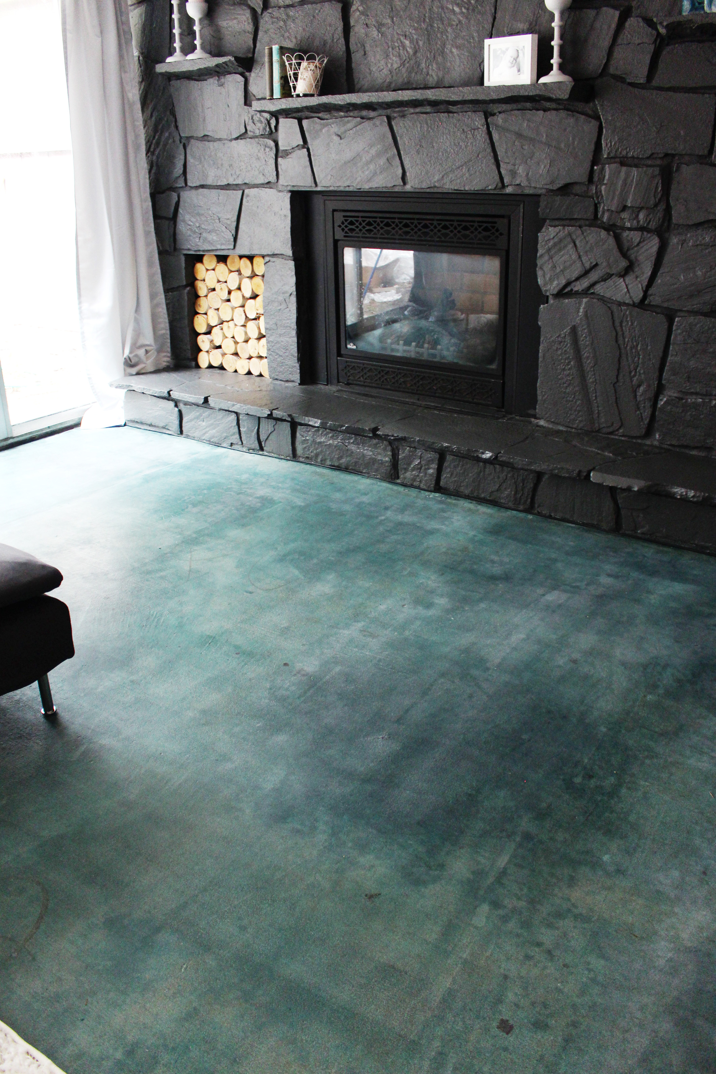 How to Acid Stain a Concrete Floor | Hunker