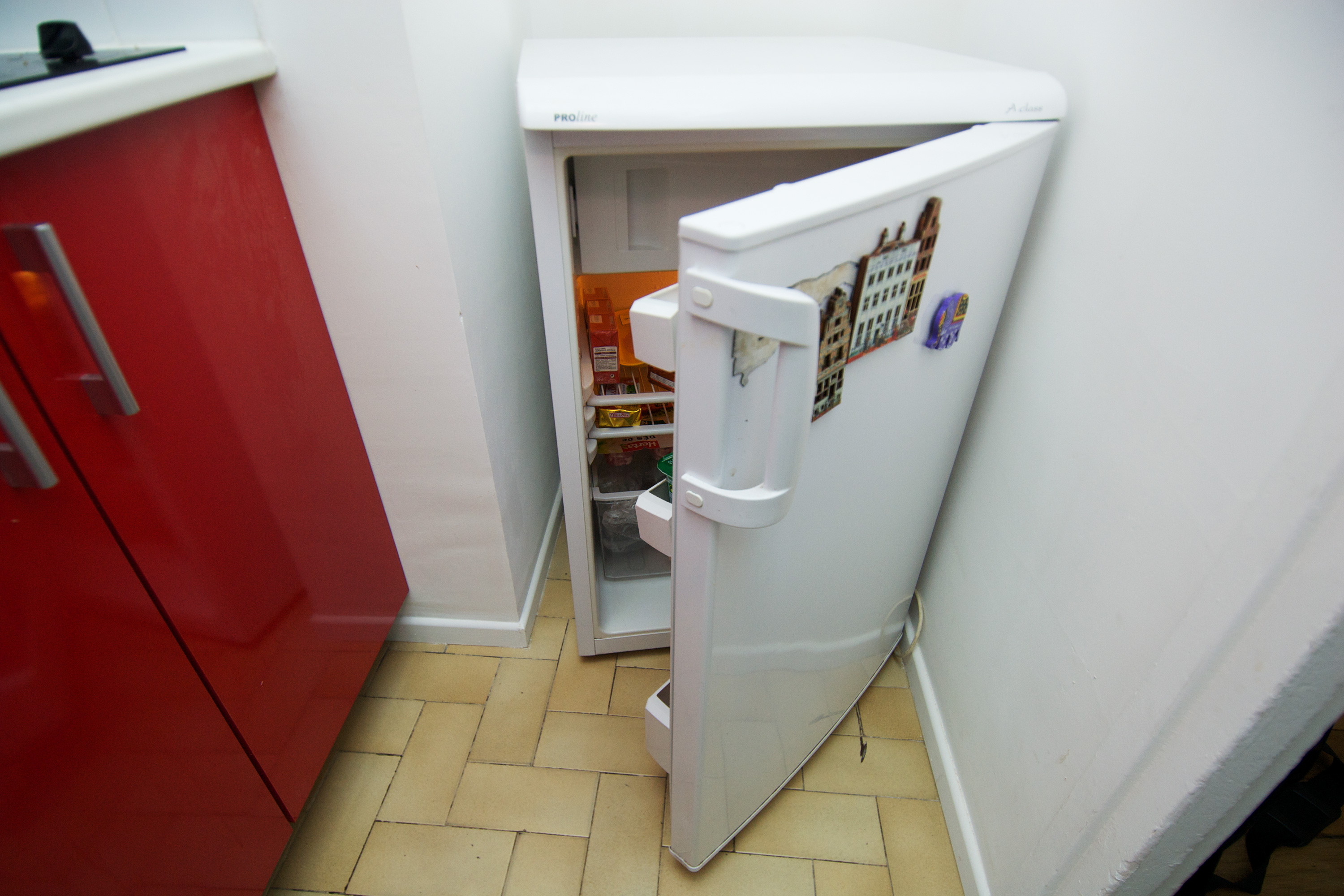 how to fix a refrigerator fan