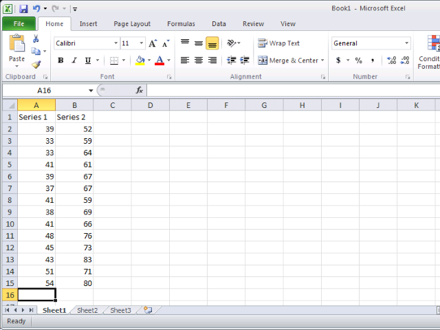 How to Plot Multiple Lines on an Excel Graph | It Still Works