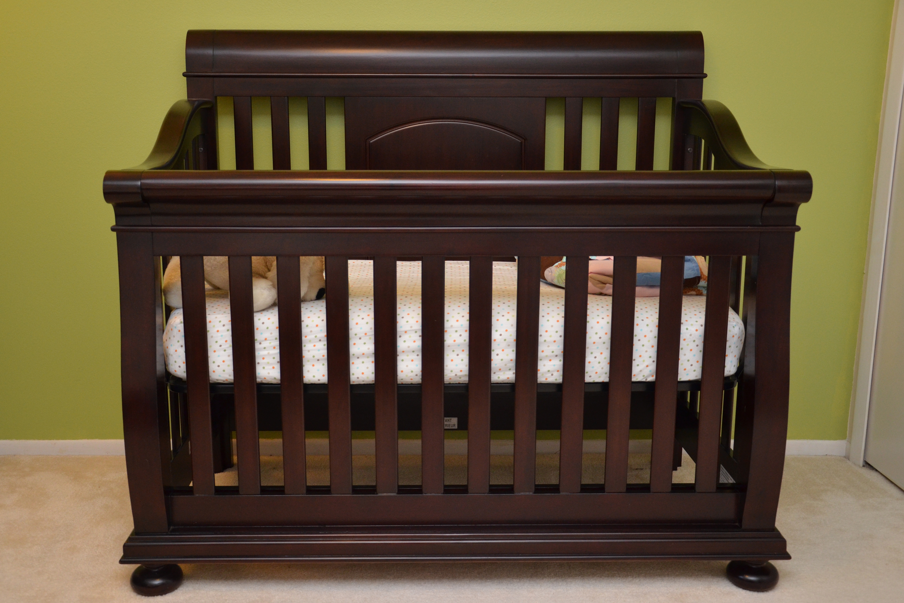 How To Convert Crib To Toddler Bed How To Adult
