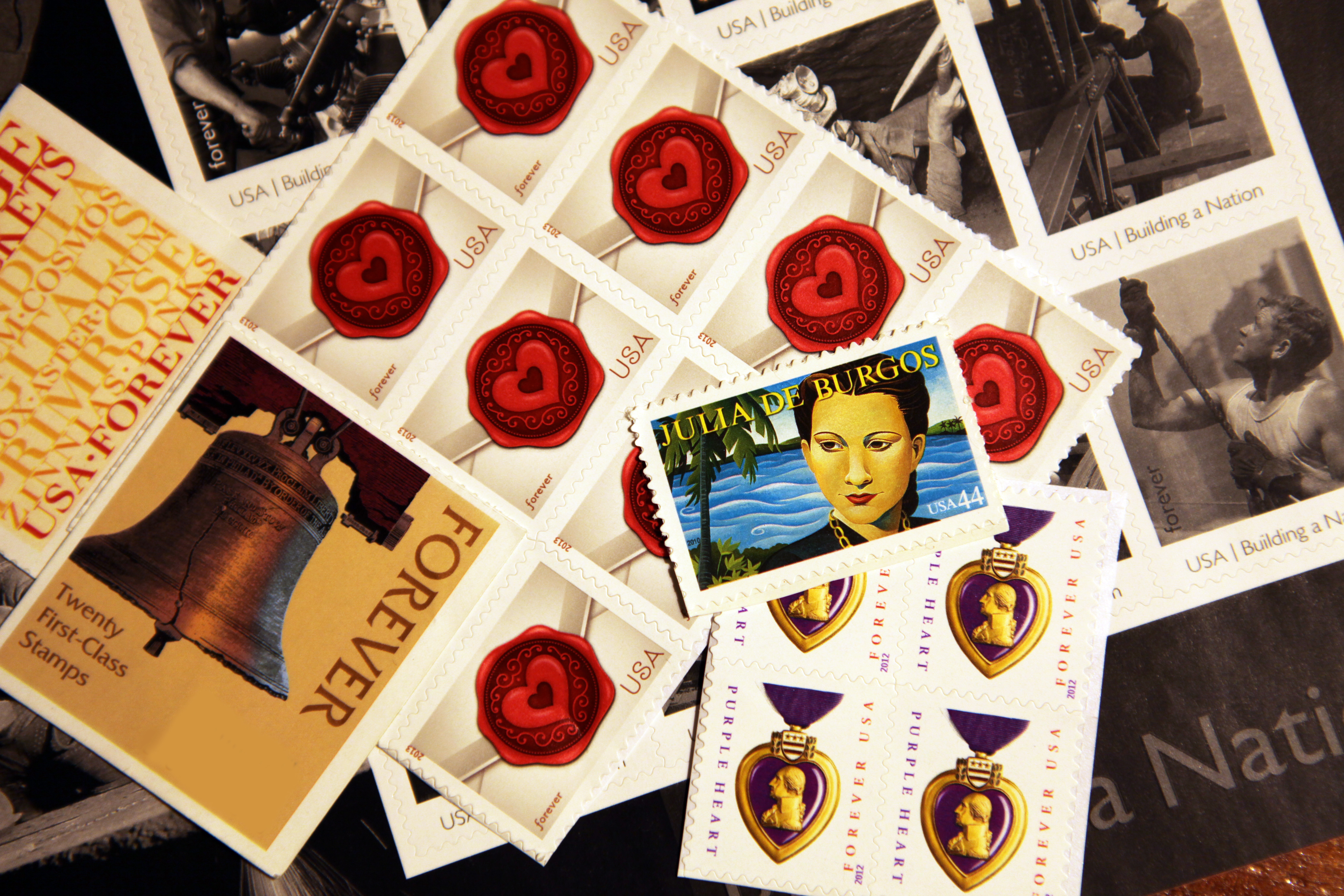 How to Use Old Postage Stamps | Bizfluent