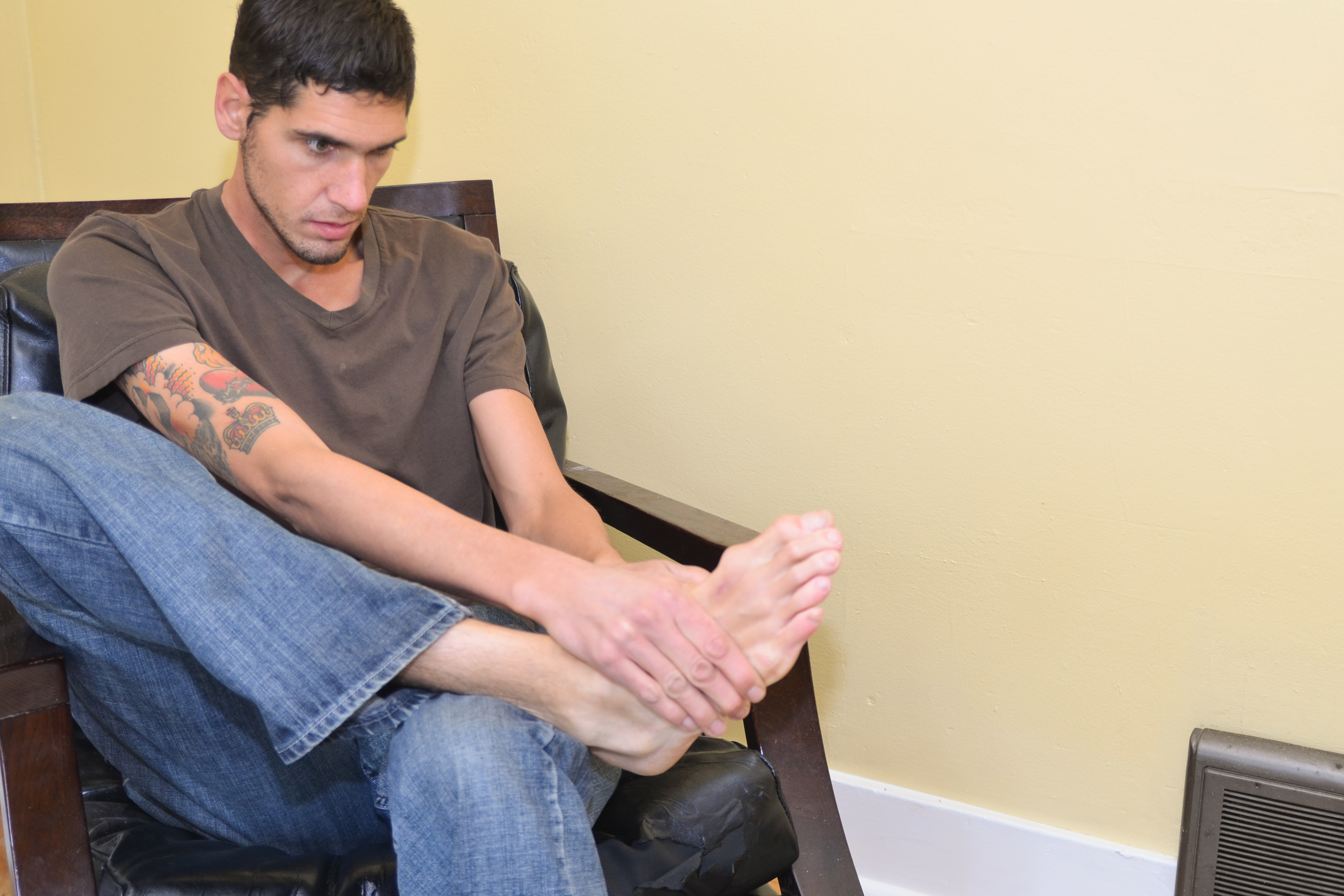 How to Reverse Tingling in Feet