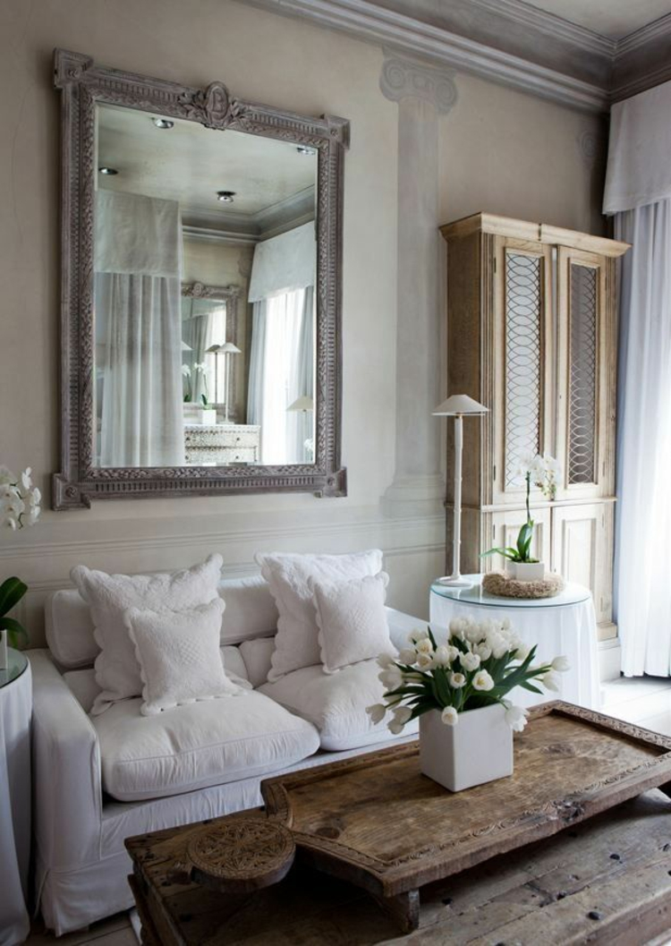 11 french country living room ideas hunker