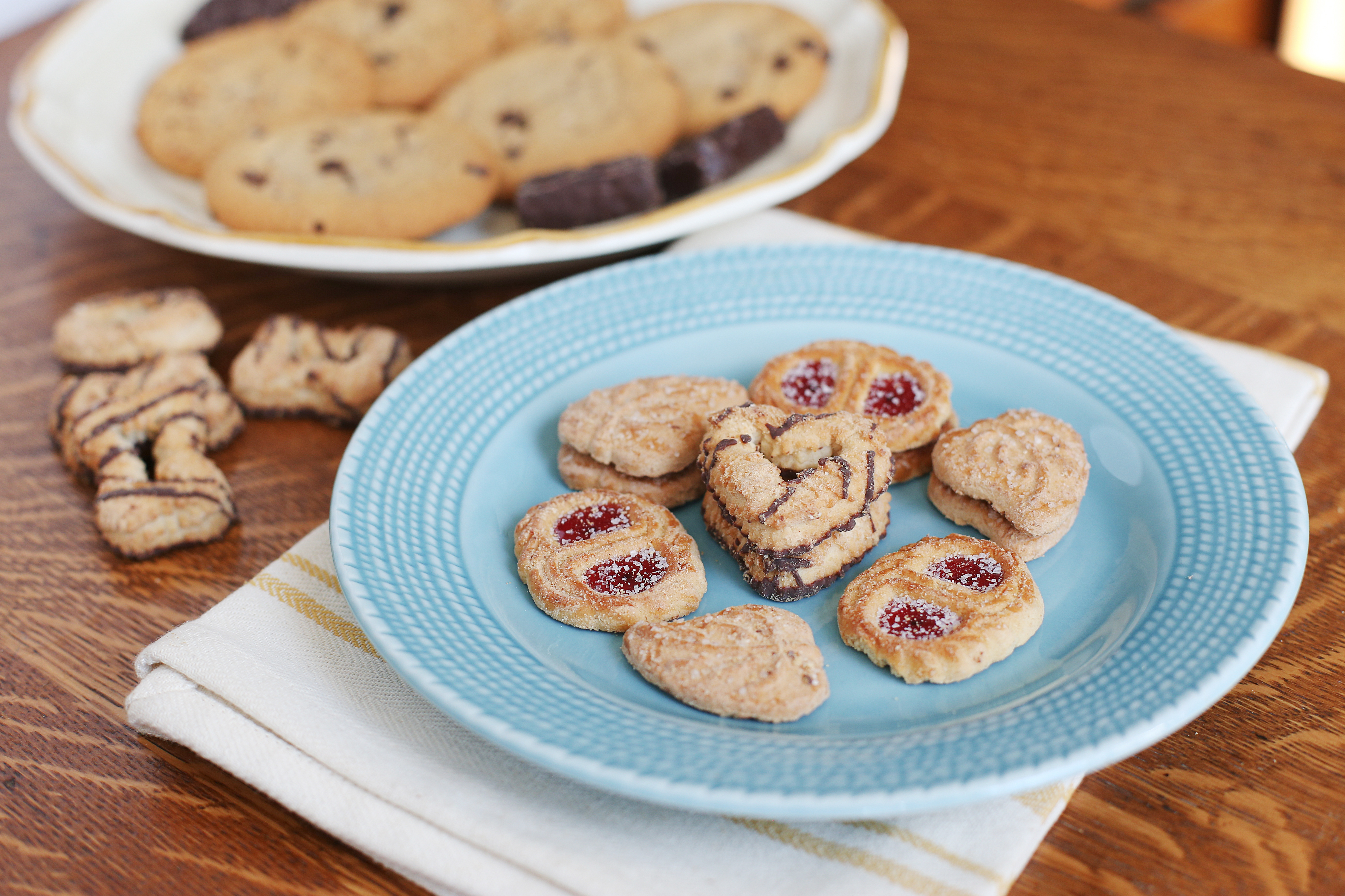 How To Arrange A Cookie Platter For A Party