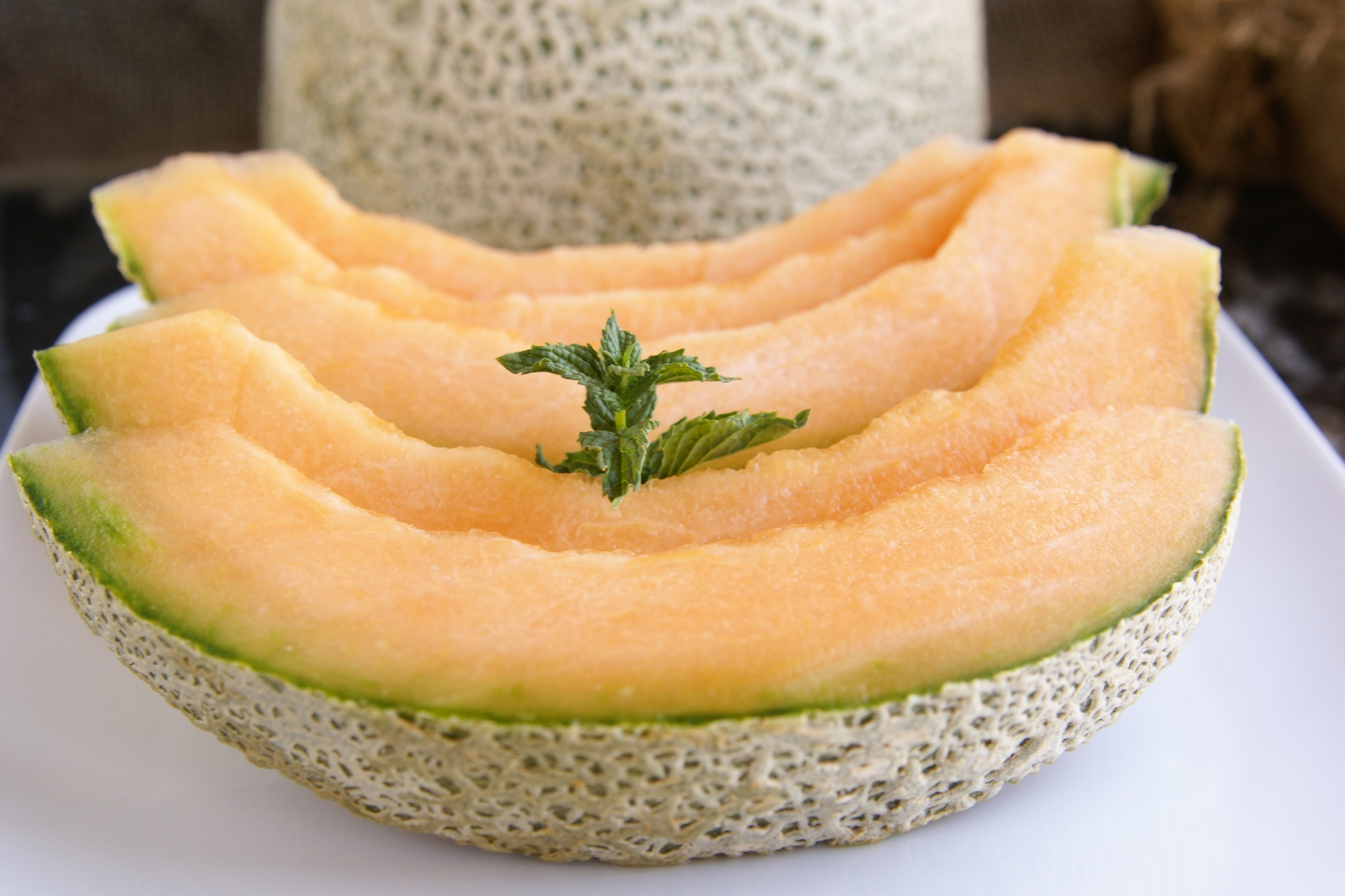 How To Tell If Cantaloupe Has Spoiled See more ideas about cantaloupe, cantaloupe recipes, healthy. leaftv
