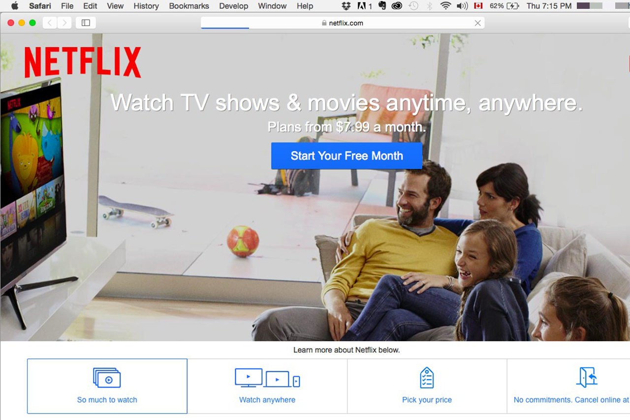 How to Stream Netflix on a Mac | It Still Works