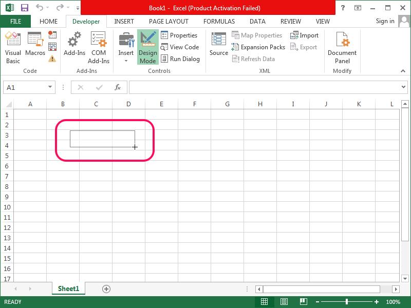 Excel Vba Calendar Control Properties - replacing the