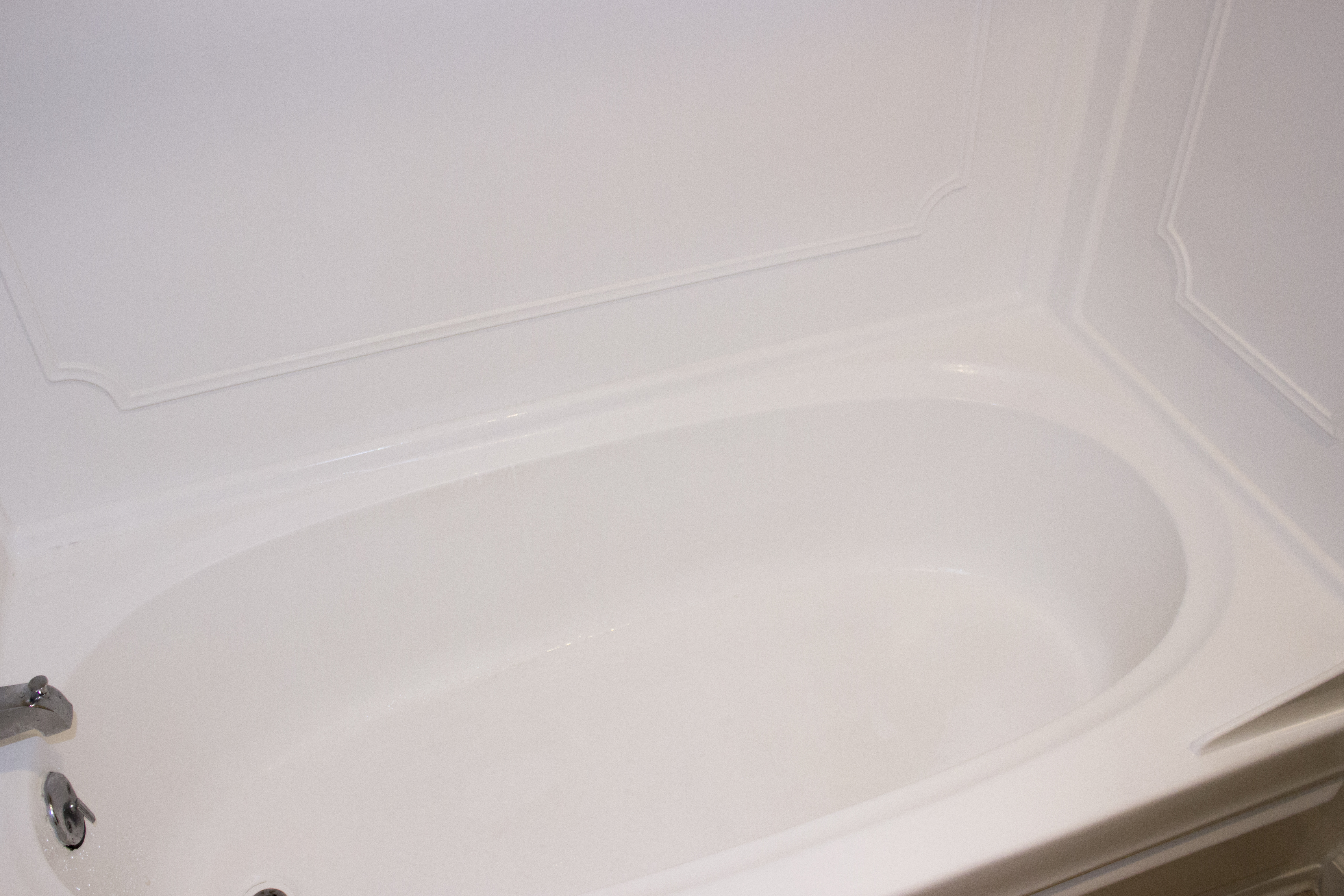 how homesteady kit spray bathtub do refinishing it yourself tub