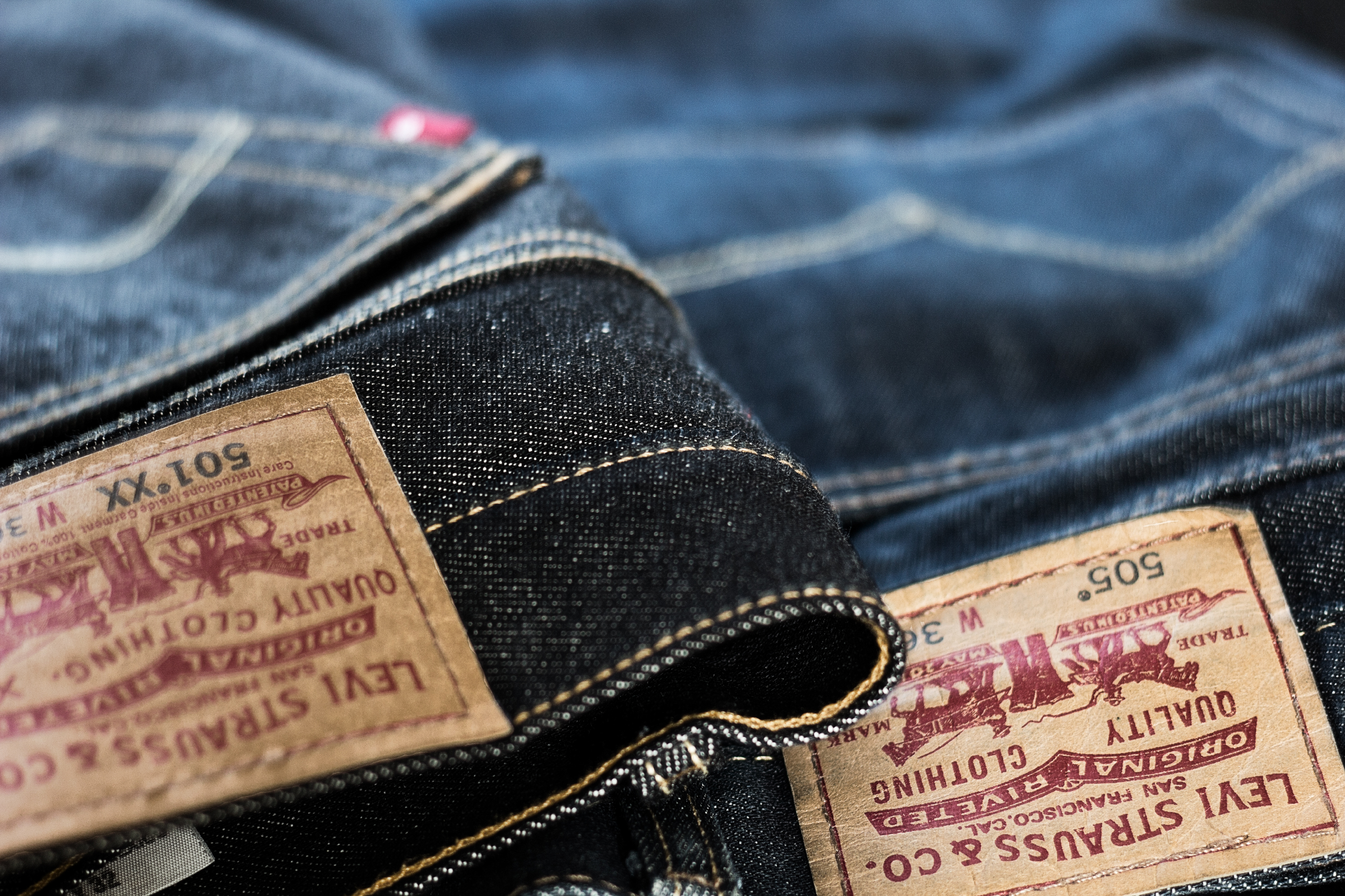 ea98ce4c688 What Is the Difference Between Levi 505   501 Jeans