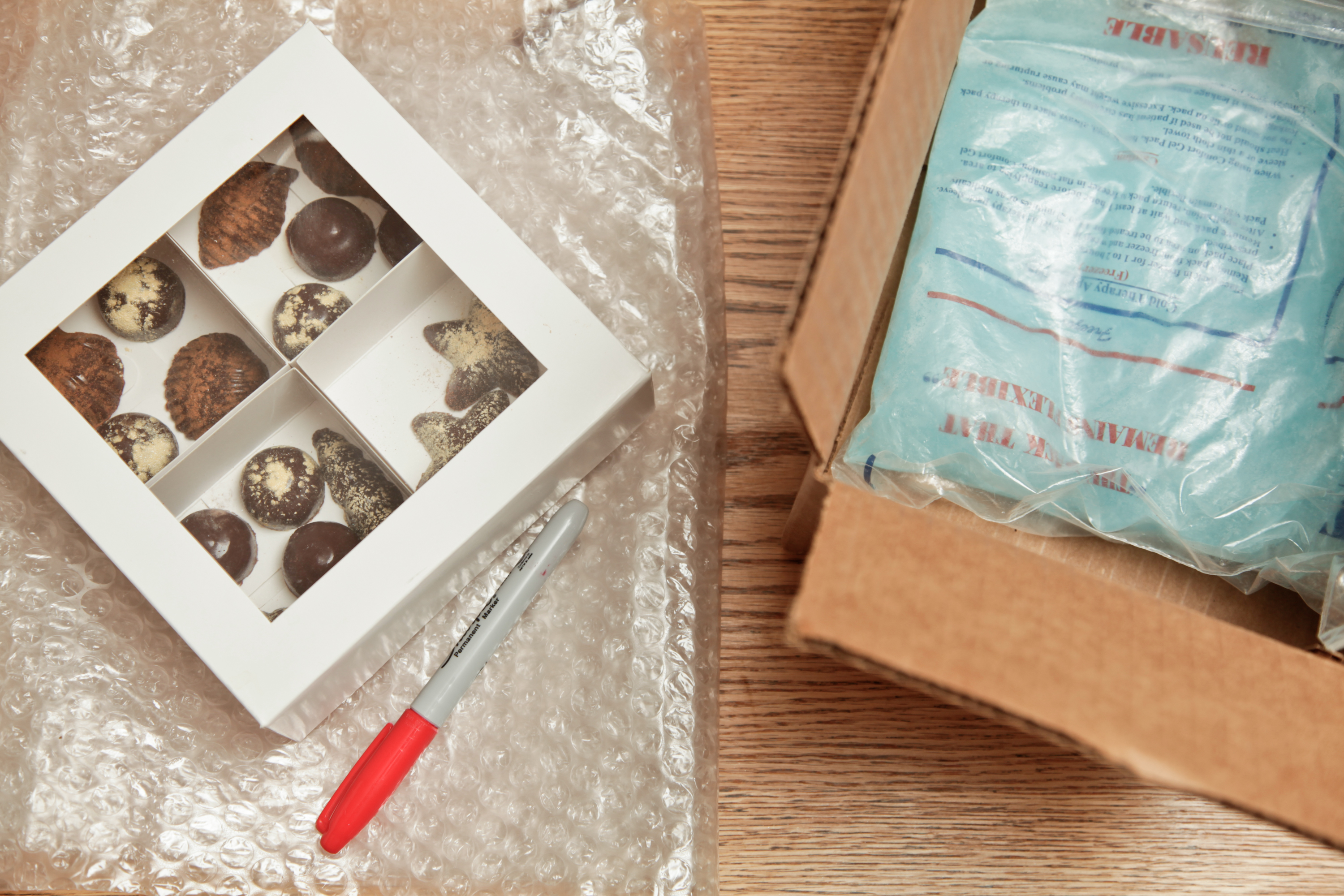 How to Mail Chocolate | Our Everyday Life
