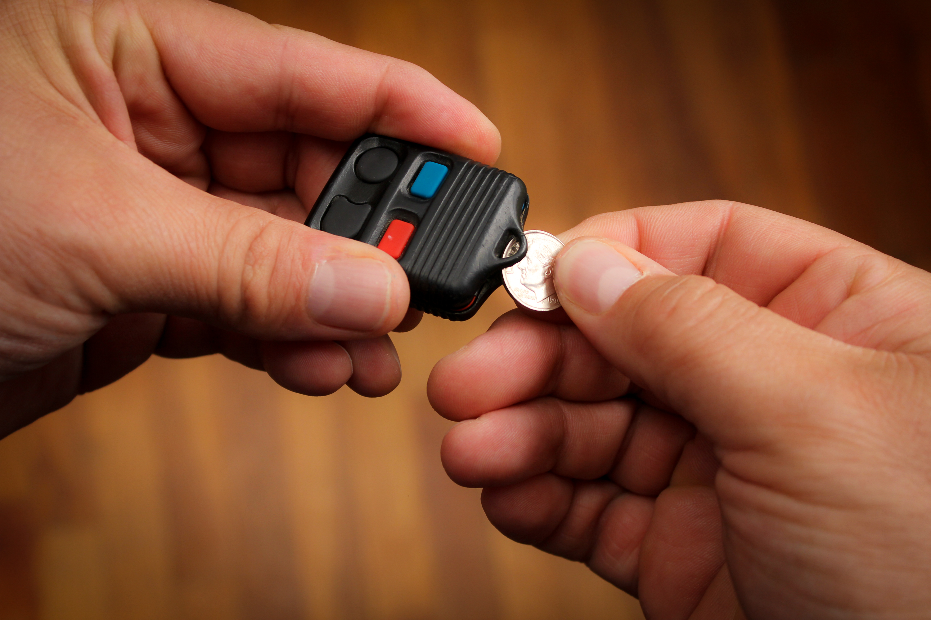 How To Replace A Ford Key Fob Battery It Still Runs