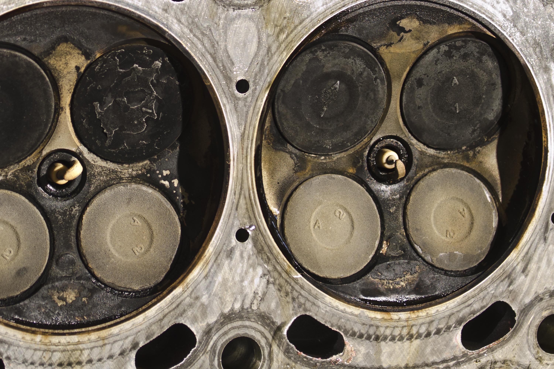 How to Free a Stuck Exhaust Valve   It Still Runs