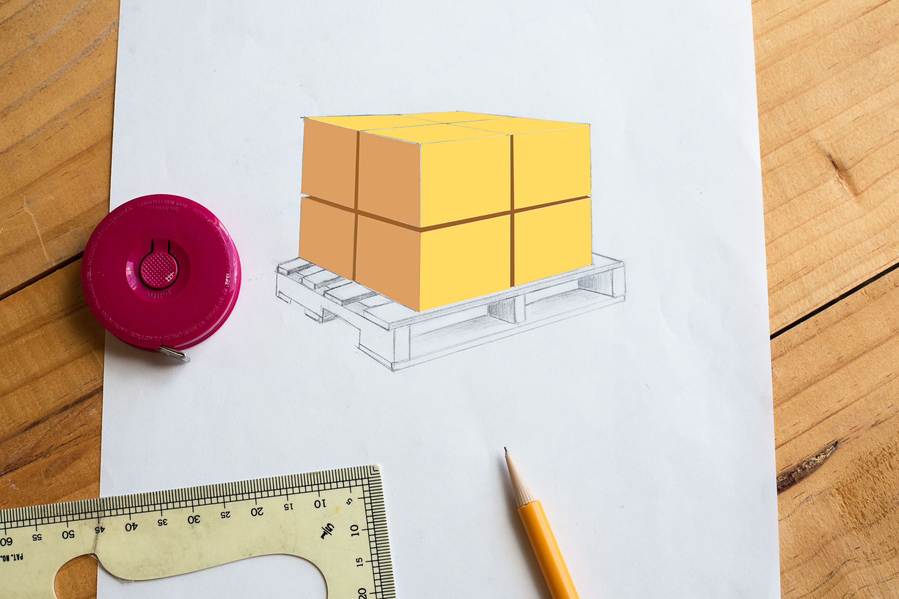 How to Calculate Container Load | Bizfluent