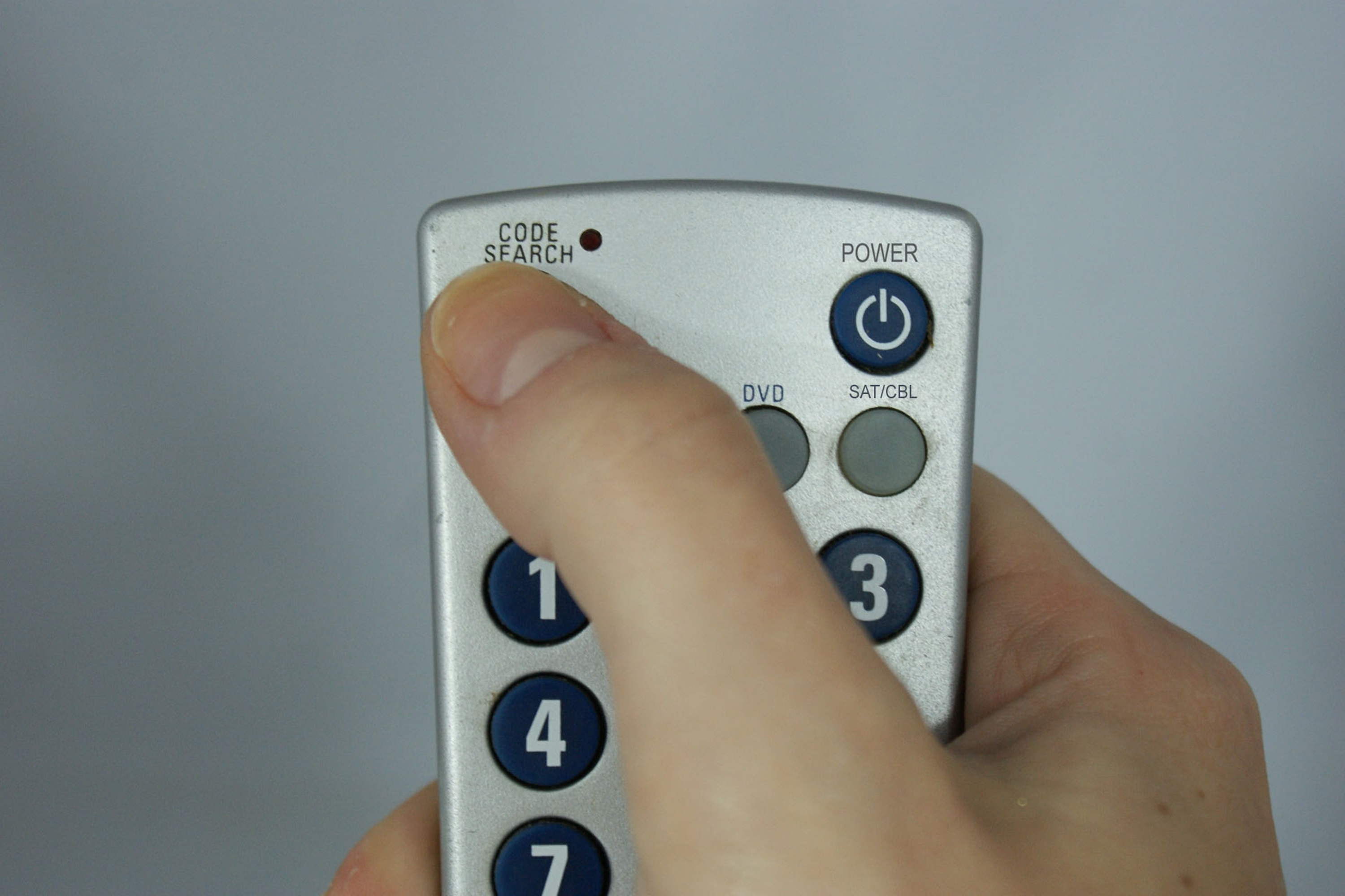 How to Program a Dish Network Remote to Control Your TV, VCR