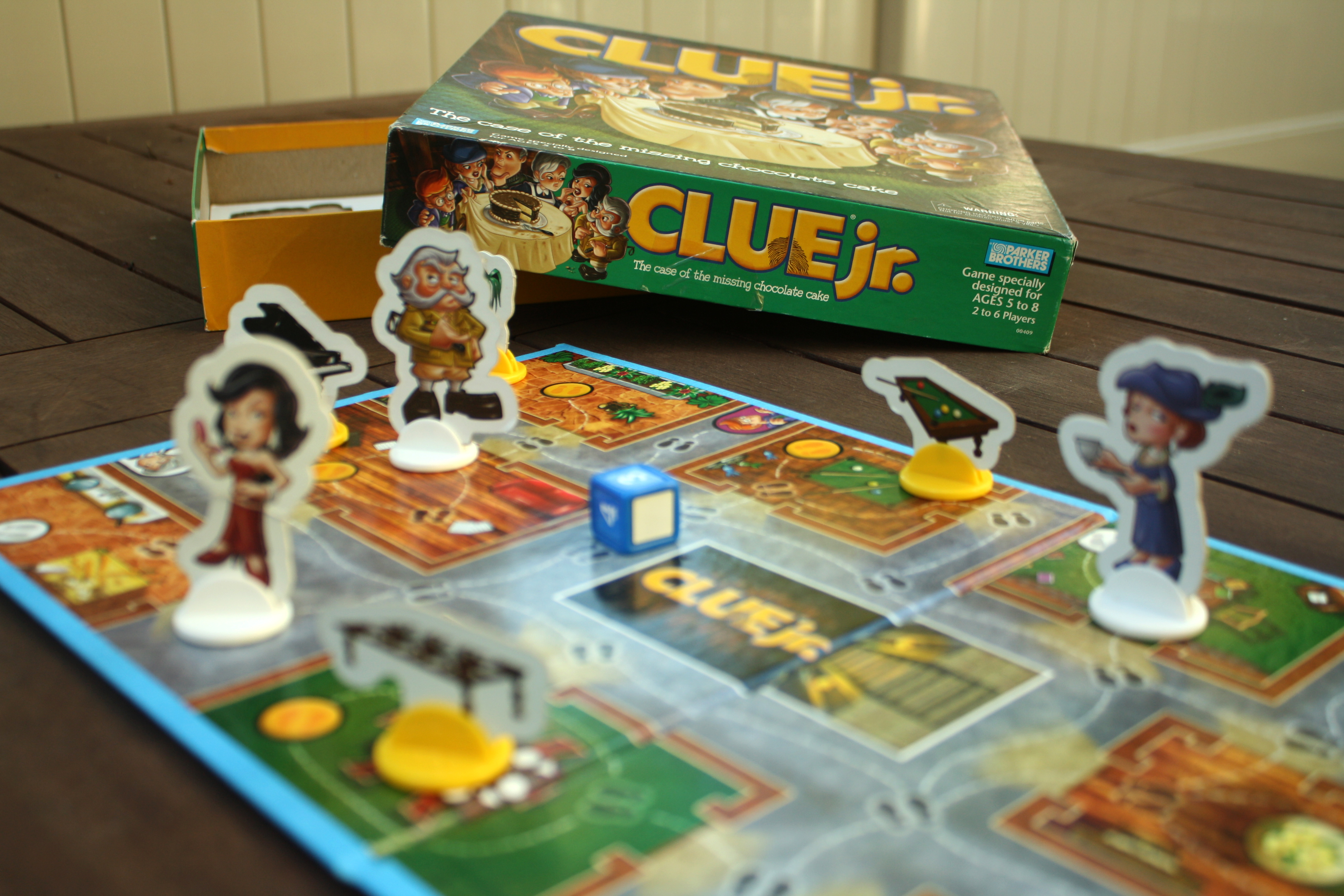 photo relating to Clue Game Board Printable known as How towards Participate in Clue Jr. \