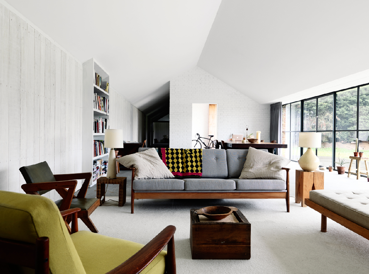 What is midcentury modern style hunker