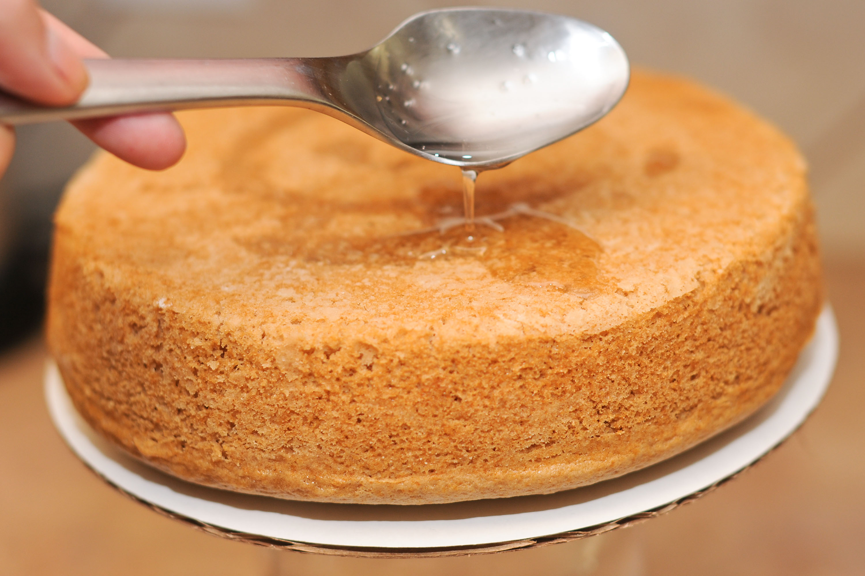 How To Moisten Cake Mix