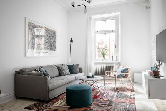 15 Minimalist Living Room Ideas That Will Make You Want to ...