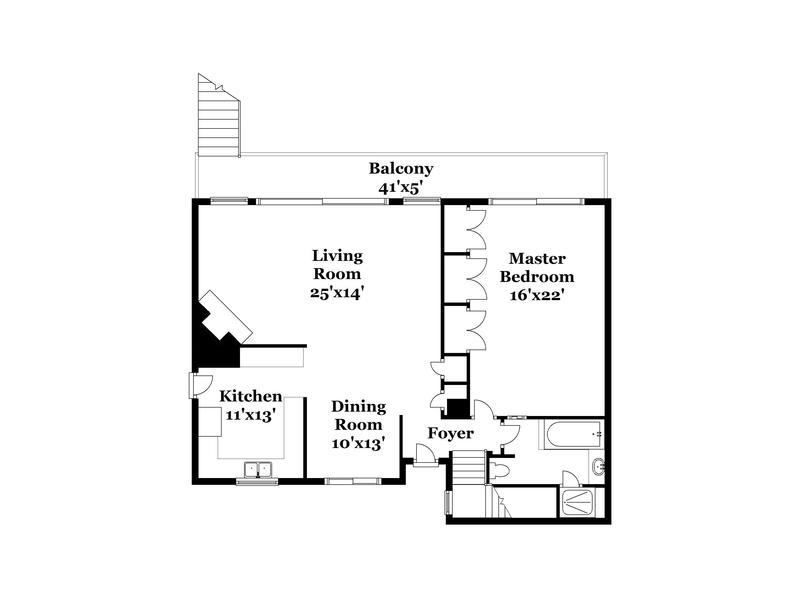 How to read a floor plan measurements gurus floor for Reading floor plans