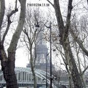 Composition in grey, Paris