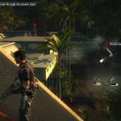 Just Cause 2 - NVIDIA 3D Vision Games  (04)