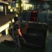 Just Cause 2 - NVIDIA 3D Vision Games  (01)